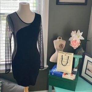 Sexy Black Dress-Little Black Dress